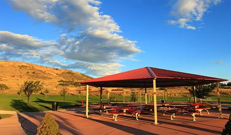 Crystal Valley - Picnic Area