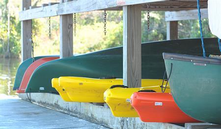 Kayaks in Orlando