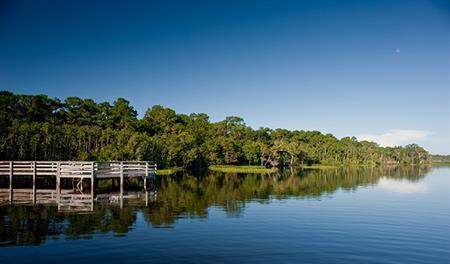 Bay in Harmony near Orlando