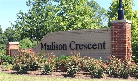 Madison Crescent - Entrance
