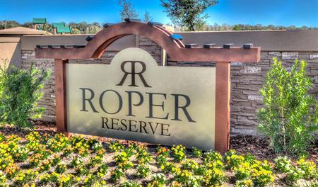 Roper Reserve - Entrance