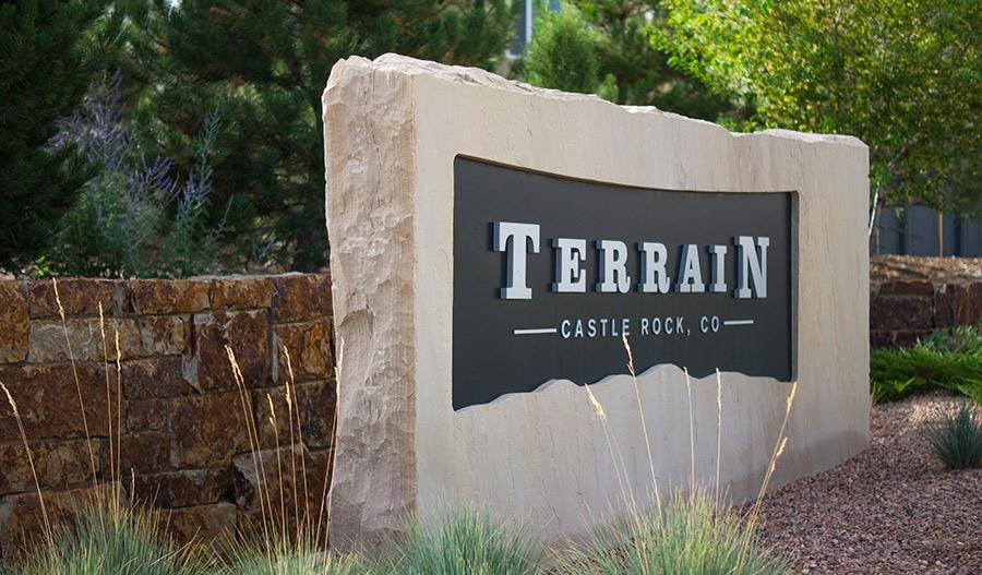 Terrain - Monument