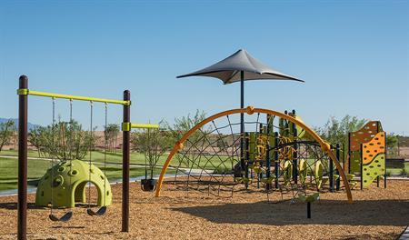 Community park at La Estancia in Tucson