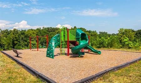 Playground at Mountain Brook Estates in Northern Virginia