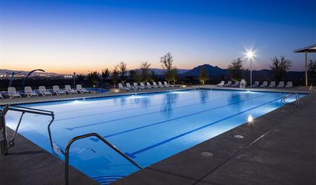 Cadence - Pool Evening