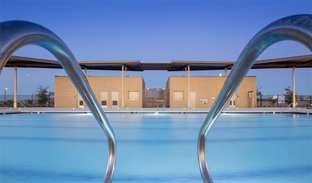 Cadence - Pool angle