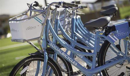 Cadence - bike share