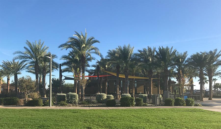 Park near the Estates at Eastmark in Phoenix