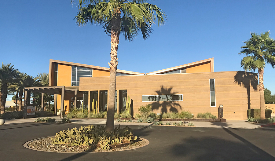 Community center in Phoenix