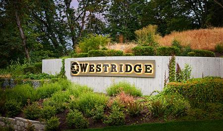 Monument of Westridge in Seattle Washington