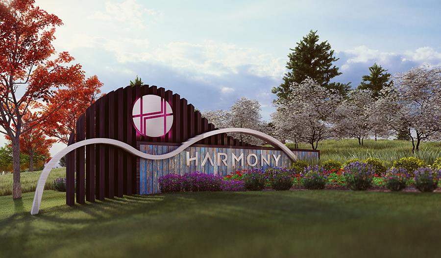 Monument of Harmony in Denver Metro