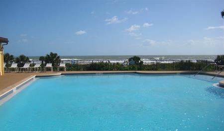 Beach club pool in Los Lagos at Matanzas in JAX