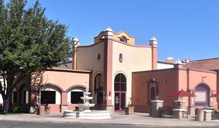 Clubhouse in Rancho Sahuarita in TUC