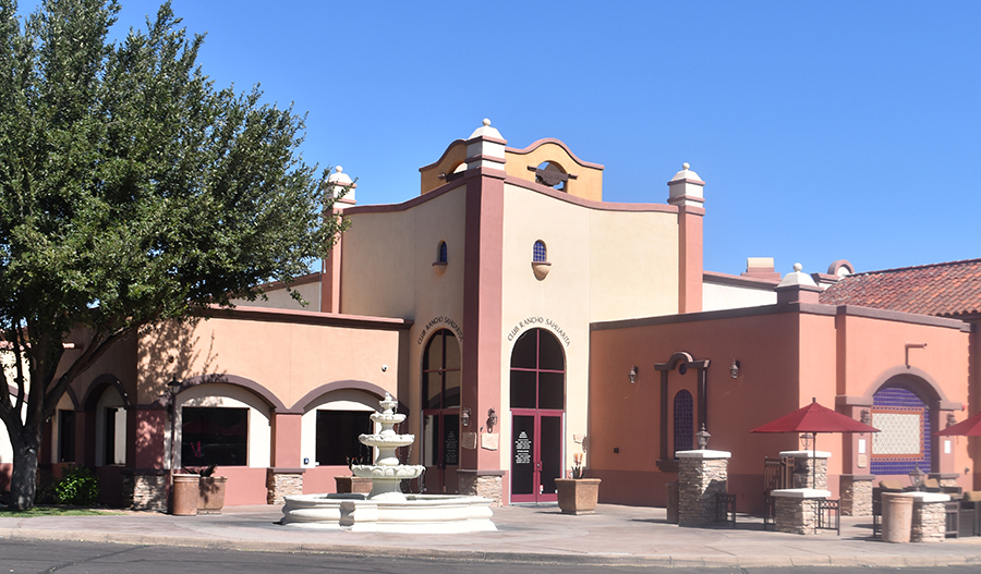 Clubhouse in Rancho Sahuarita in TUC