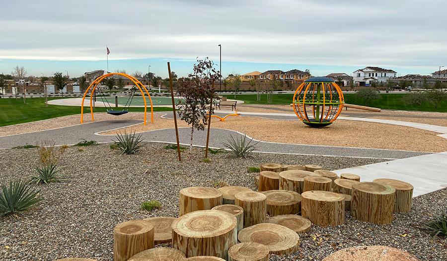 Playground in Gateway Quarter in PHX