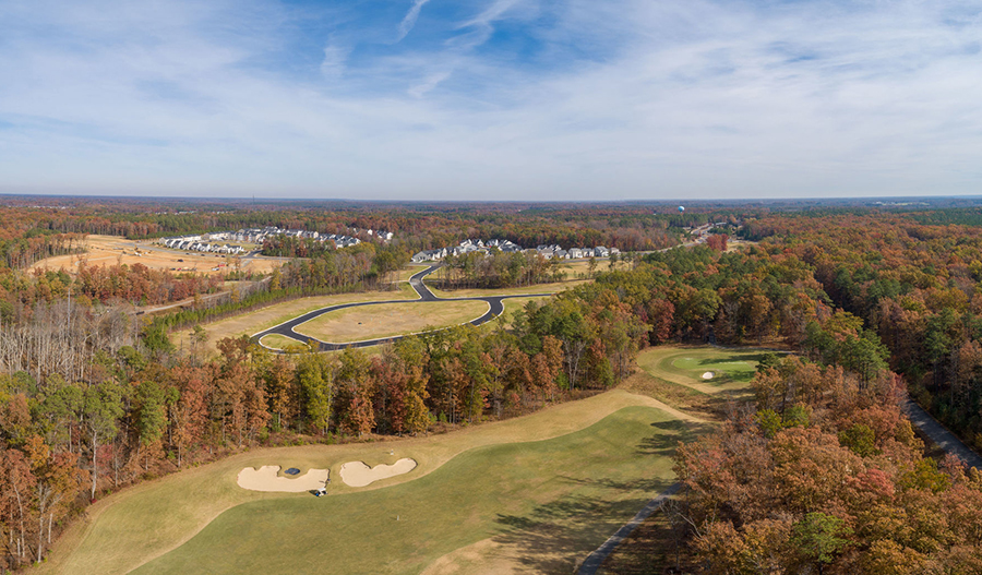 Pendleton-NVA-Golf Course Aerial 10