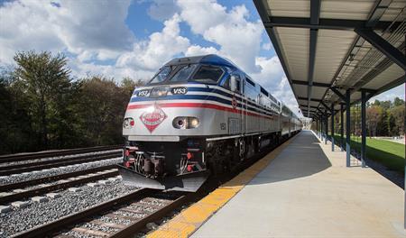 Spotsylvania Station in NVA