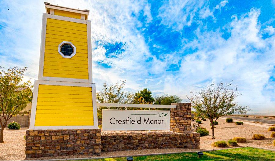 Crestfield manor