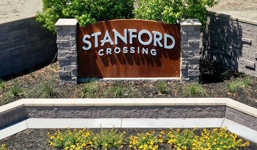Sign at Seasons At Stanford Crossing