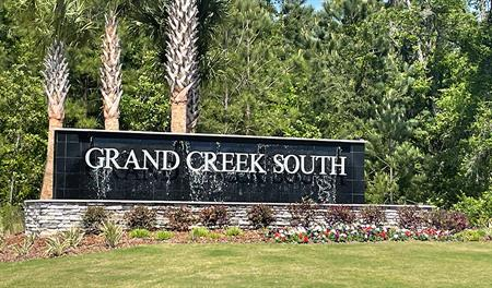 Monument at Grand Creek South