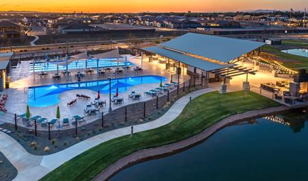 Pool at Harvest at Queen Creek