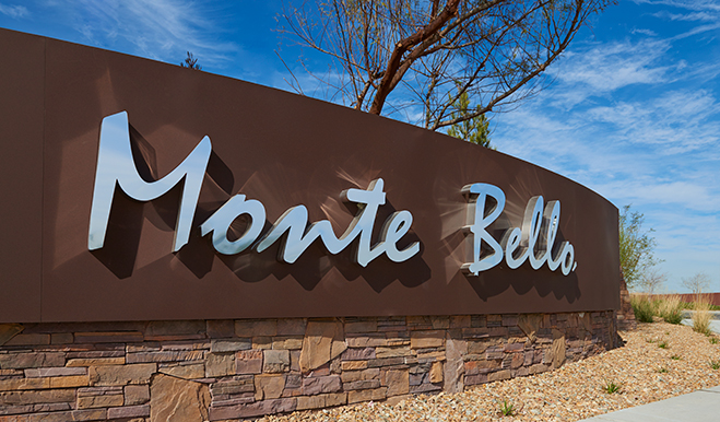 Monte Bello at Summerlin - Entrance