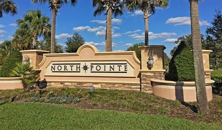 North Pointe - Entrance