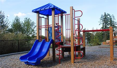 Puyallup Highlands - Playground