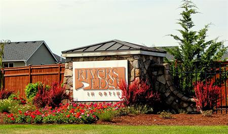 Rivers Edge - Entrance