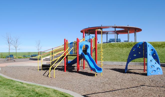 Serenity Ridge - Playground