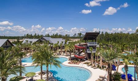 Community water park at Shearwater in Jacksonville