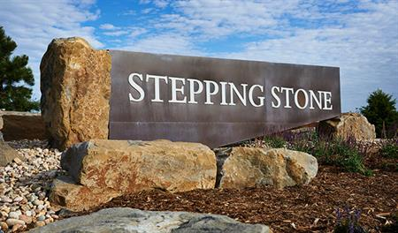 Stepping Stone - Entrance