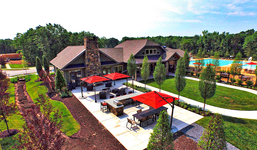 Tanyard Cove - Community Clubhouse