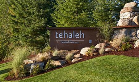 Tehaleh - Entrance