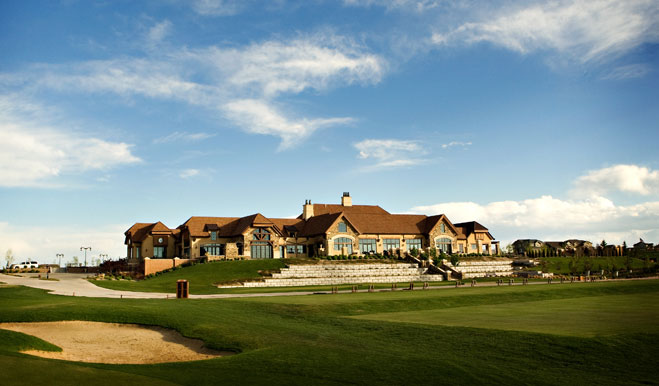Blackstone Country Club - Clubhouse