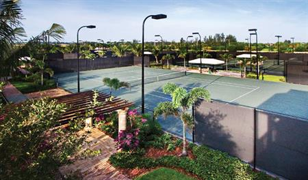 The Oaks at Boca Raton - Tennis Courts