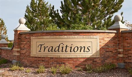 Traditions - Entrance