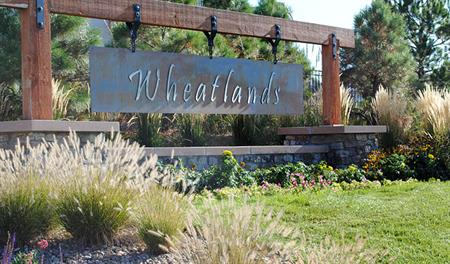 Wheatlands - Entrance