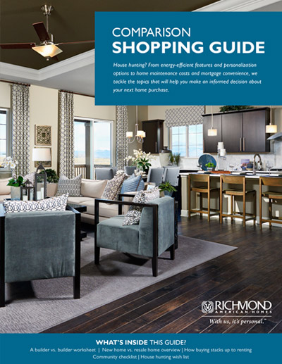 comparison shopping thumbnail - Richmond Homes Design Center