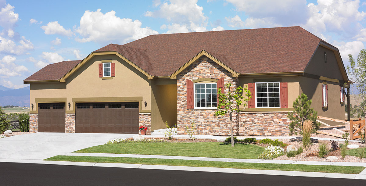 Find your new home local home builders richmond for Colorado plan