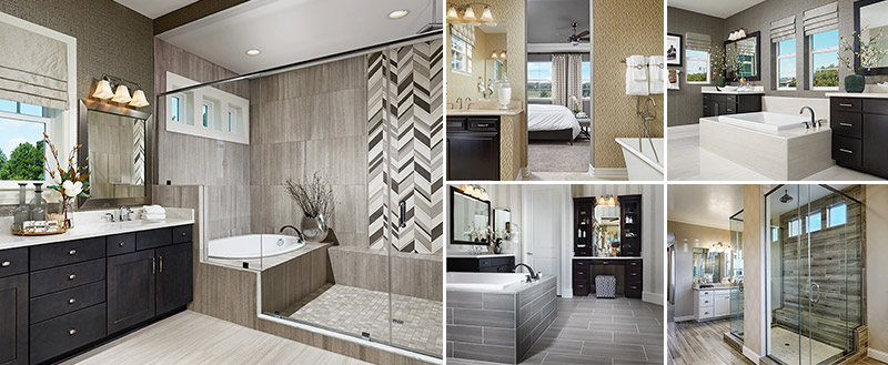 Lovely Bathrooms We Love