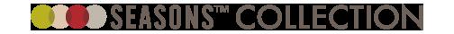 Seasons collection flag logo