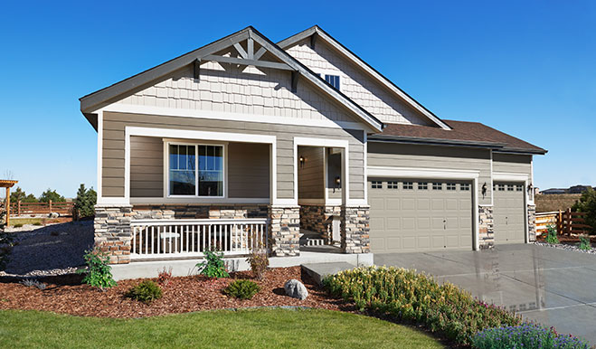 New Homes In Arvada Co Home Builders In The Enclave At Maple Ridge
