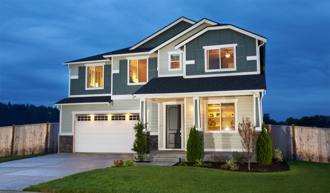 New Homes In Puyallup Wa Home Builders In Amber Meadows