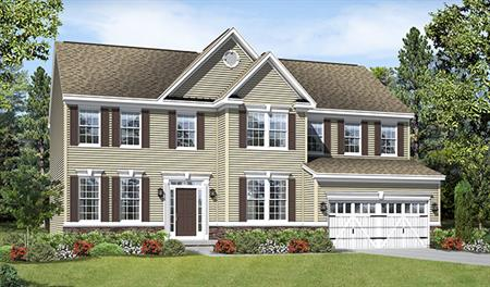 New Homes In Stafford Va Home Builders In Shelton Woods