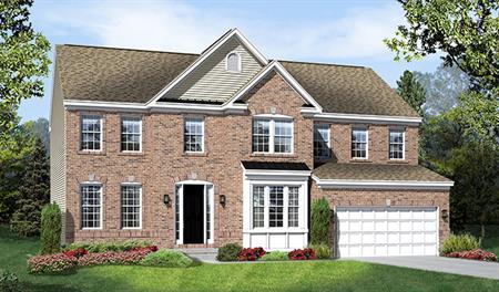 New homes in berryville va home builders in berryville glen for Modern homes northern virginia