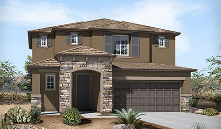 New Homes In Mesa Az Home Builders In Villas At Montana