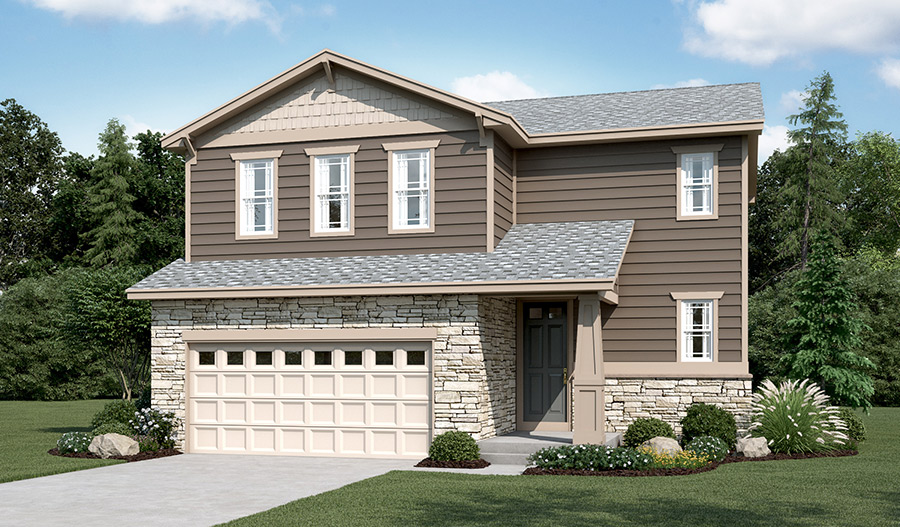 New homes in aurora co home builders in seasons at for Traditions of america floor plans
