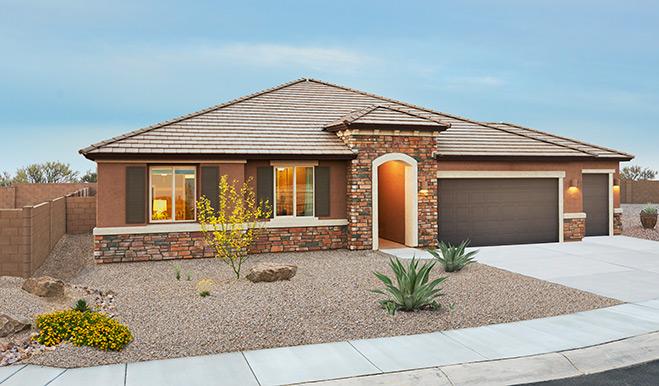 Home Builders In Tucson