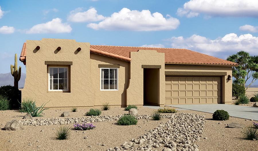 New Homes In Tucson Az Home Builders In Starr Ridge